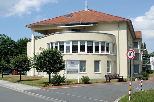 IMMAC Pflegezentren 45. Renditefonds Image