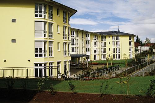 IMMAC Pflegezentrum Ansbach Renditefonds Image