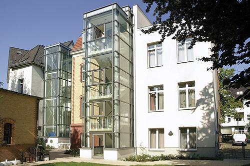 IMMAC Pflegezentren Berlin II Renditefonds Image