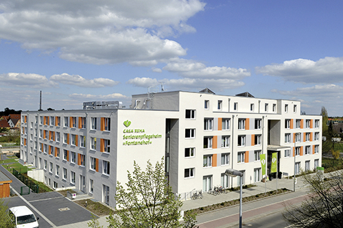 IMMAC Pflegezentrum Ludwigsfelde Renditefonds Image