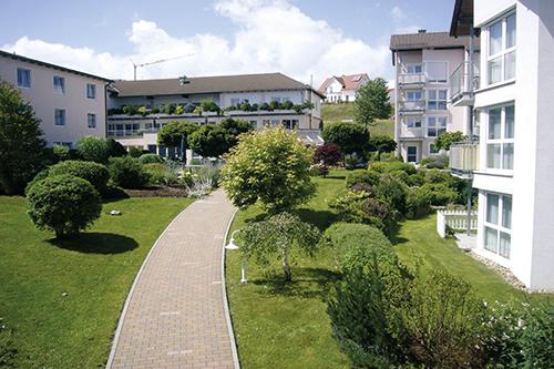 IMMAC Pflegezentren Niedersachsen/Bayern Renditefonds Image
