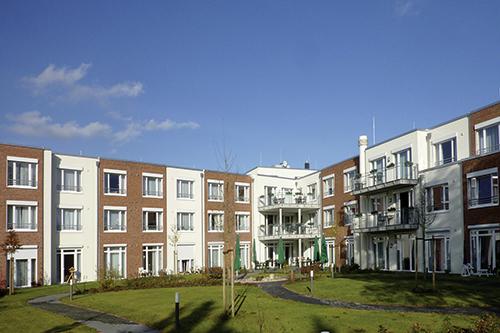 IMMAC Pflegezentrum Norderstedt Renditefonds Image