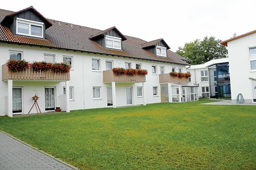 IMMAC Pflegezentrum Oettingen Renditefonds Image