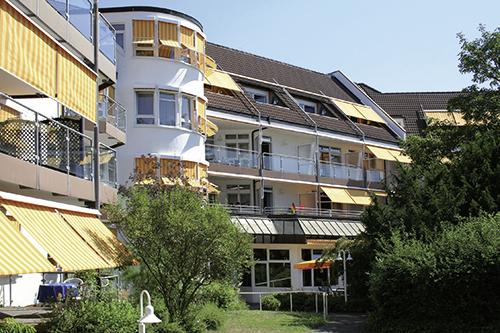 IMMAC Pflegezentrum Troisdorf Renditefonds Image
