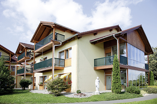IMMAC Pflegezentren Austria II Renditefonds Image