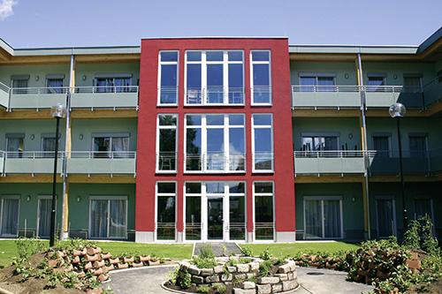IMMAC Pflegezentren Austria III Renditefonds Image