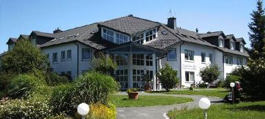 Das Seniorenhaus Zell im Fichtelgebirge (Foto©Seniorenhaus Zell)